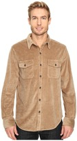 True Grit Best Stretch Cord Long Sleeve Two-Pocket Shirt