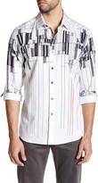Robert Graham Interstate 40 Long Sleeve Classic Fit Woven Shirt