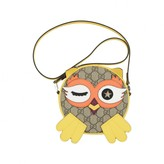 Gucci GUCCIGirls Yellow Owl Bag