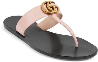 Gucci T-Strap Sandal