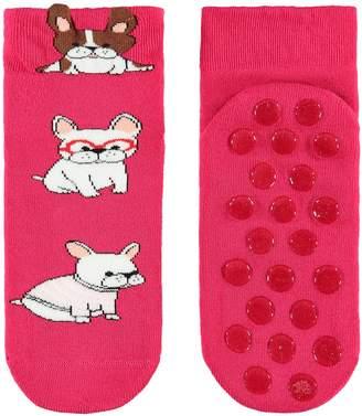Calzedonia Children's Non-slip Cotton Short Socks