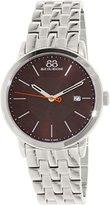 88 Rue du Rhone Mad Men Men's 87WA140027 Analog Display Swiss Quartz Silver Watch