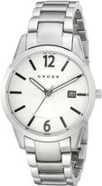 Cross Men's CR8028-22 Gotham Medium Analog Display Japanese Quartz Watch