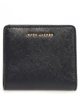 Marc Jacobs Women's Leather Billfold Wallet - Black