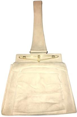 Christian Dior Beige Suede Clutch bags