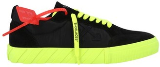 Off-White Low Vulcanized trainers