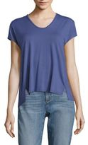 Eileen Fisher Jersey Cocoon Box Tee