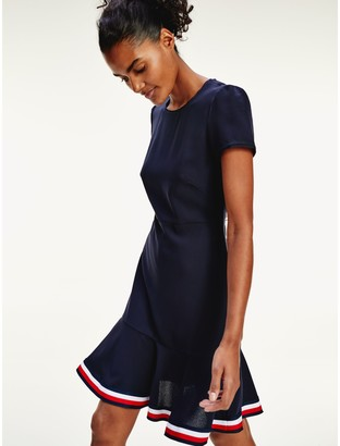 Tommy Hilfiger Recycled Skater Dress