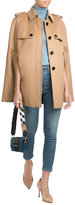Burberry Wool Cape with Cashmere