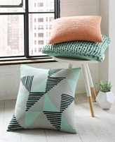 "Kas Room Mides 18"" Square Decorative Pillow"