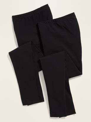 Old Navy Mid-Rise Jersey Leggings 2-Pack for Women