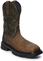 Wolverine Ranch King Men's Waterproof Composite Toe Wellington Work Boots