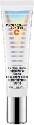 M·A·C MAC Lightful C + Coral Grass Tinted Cream SPF 30 with Radiance Booster