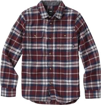 Vans Sycamore Plaid Print Shirt