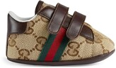 Gucci Baby Original GG sneaker with Web