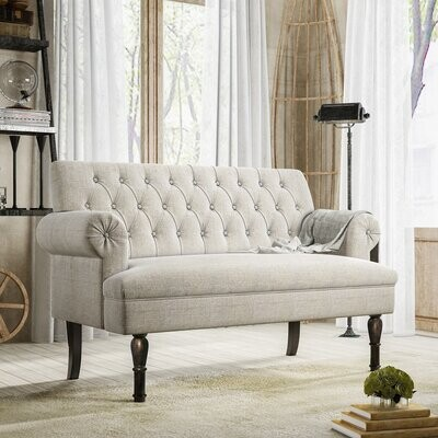 Thumbnail for your product : Alcott Hill Loveseat