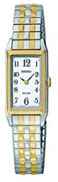 Seiko Women's SUP242 Expansion Two-Tone Watch