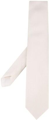 Lardini Textured Silk Tie