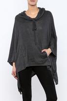 Mono B Grey Hoodie Sweater