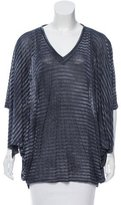 Elizabeth and James Striped Oversize Tunic