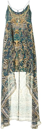 Camilla Animal Print Dress
