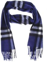 Burberry Check House Cashmere Scarf