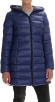 Soia & Kyo Maya Long Down Coat - Trim Fit (For Women)