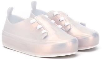 Mini Melissa Pearlescent Sneakers