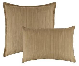 Austin Horn Classics Dupione Combo Sunbrella Outdoor Pillows