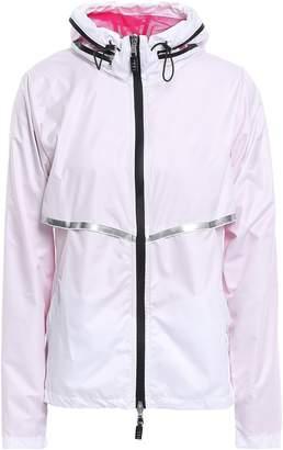 Sàpopa Sapopa Venezia Metallic-trimmed Shell Hooded Jacket