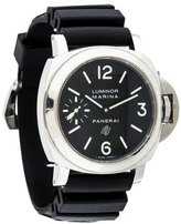 Panerai Luminor Marina Logo Watch