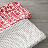 Set of 2 All Aboard Train Changing Pad Covers