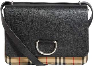 Burberry Medium D-Ring Cross Body Bag