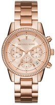 MICHAEL Michael Kors Ritz Chronograph Bracelet Watch, 37mm