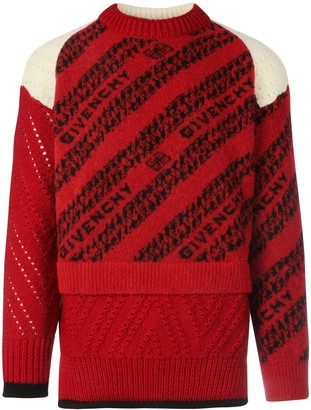 Givenchy Stripes Sweater