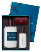 Atelier Cologne Oud Saphir Cologne Absolue, 200 mL with Personalized Travel Spray, 1.0 oz./ 30 mL