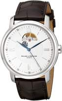 Baume & Mercier Baume Mercier Men's Classima Executives Automatic Dial Watch Silver A8688