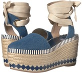 Tory Burch Dandy Espadrille Wedge Women's Wedge Shoes