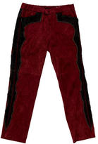 Isabel Marant Suede Cropped Pants w/ Tags