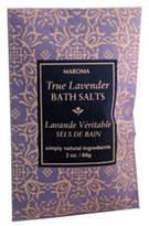 Maroma Bath Salts - True Lavender