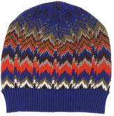 Missoni Jacquard Multicolor Wool Hat