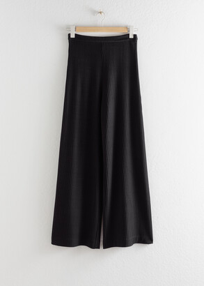 And other stories Stretch Rib Trousers