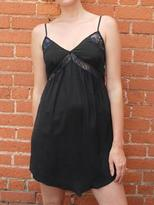 Twelfth St. By Cynthia Vincent lace empire dress black