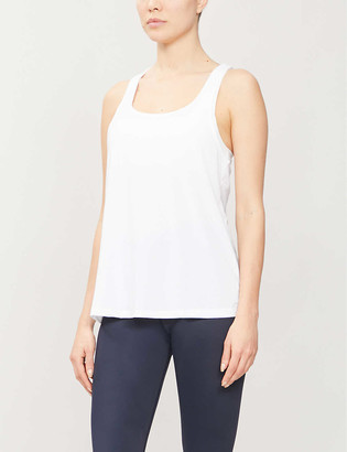 The Upside Issy dri-release stretch-jersey vest top