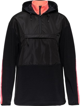 Aztech Mountain Hut pocket hoodie