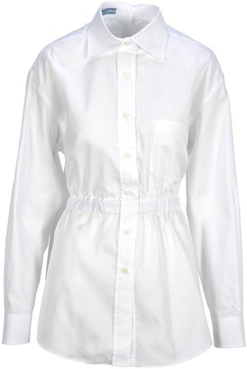 Prada Elasticated Waist Shirt