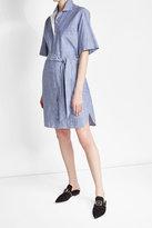 By Malene Birger Striped Cotton Dress