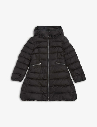 Moncler Charpal quilted nylon coat 4-14 years
