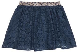 Ikks JOEL girls's Skirt in Blue