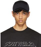 Cottweiler Black Drawstring Cap